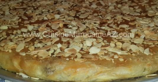 cuisine marocaine pastilla poulet fruit de mer