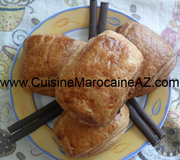 petit pain au chocolat la cuisine marocaine de a z. Black Bedroom Furniture Sets. Home Design Ideas