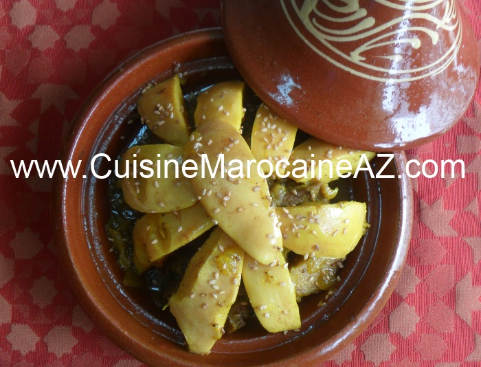 tajine de viande aux pruneaux la cuisine marocaine de a z. Black Bedroom Furniture Sets. Home Design Ideas