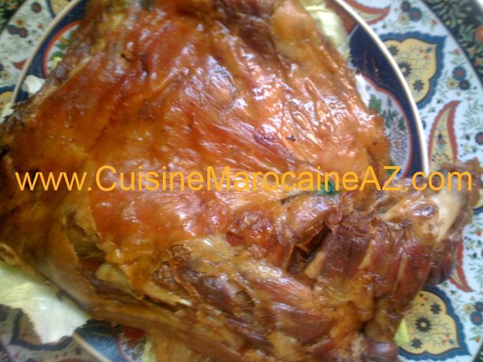 M choui la cuisine marocaine de a z for Cuisine de a a z