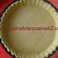 fond de tarte cuisine marocaine