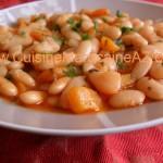 haricots blancs aux carottes cuisine marocaine