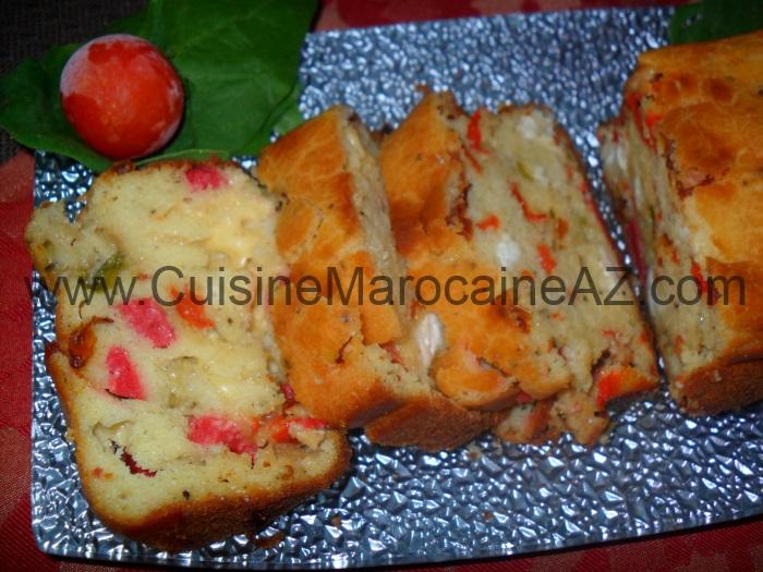 Recette Cake Sal Ef Bf Bd Huile Et Lait